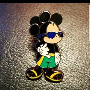 Disney Pin Mickey Mouse Cool Character Series